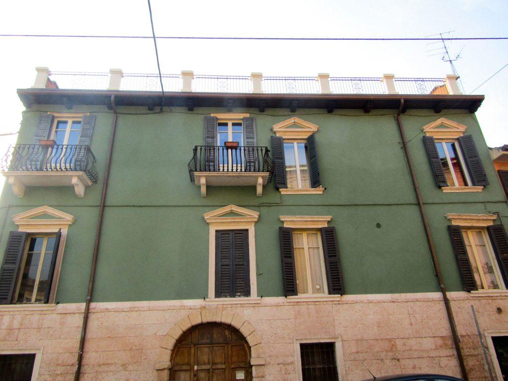 Verona (Ristrutturazione facciata)