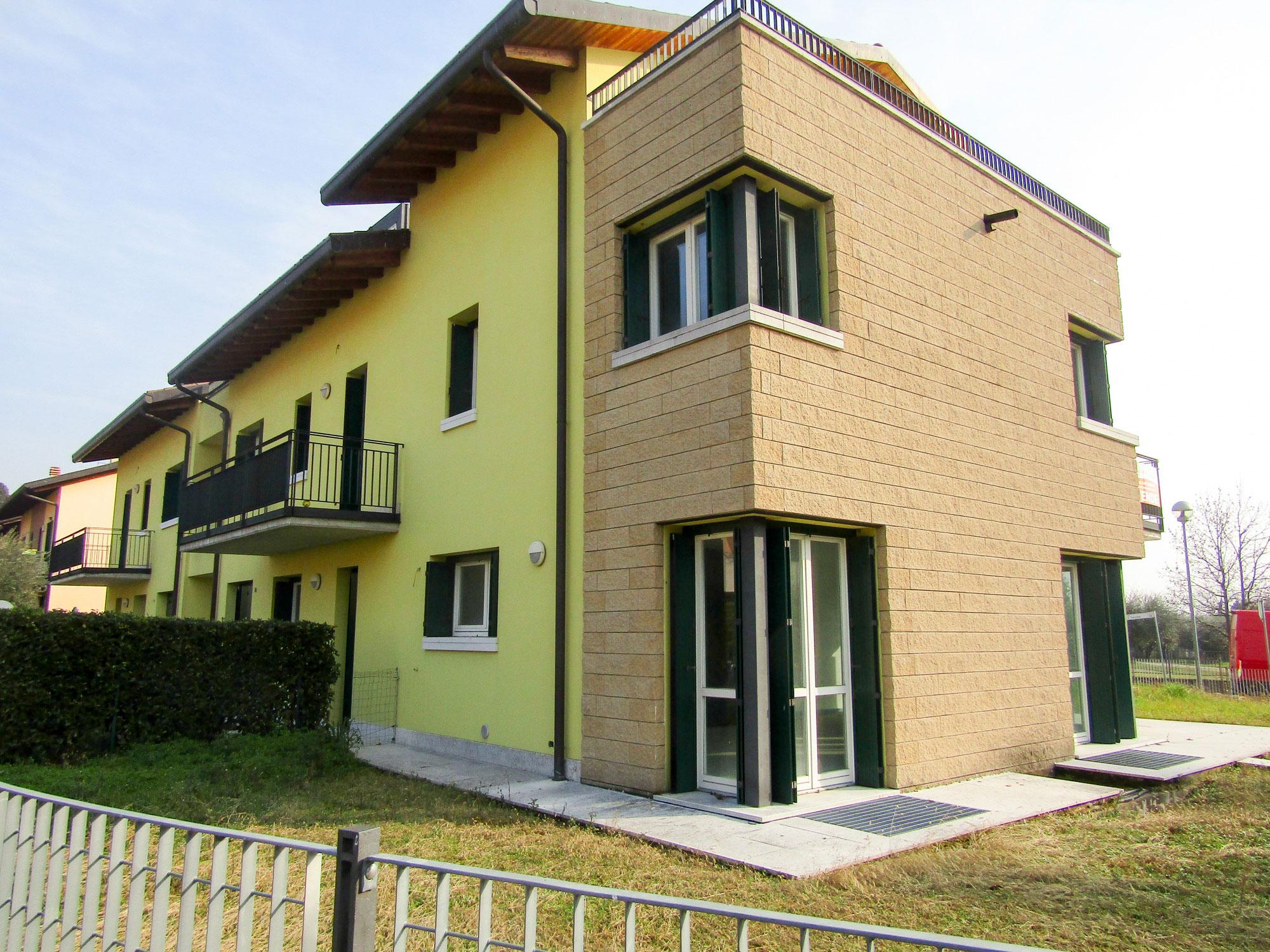 San Floriano (Costruzione complesso residenziale)