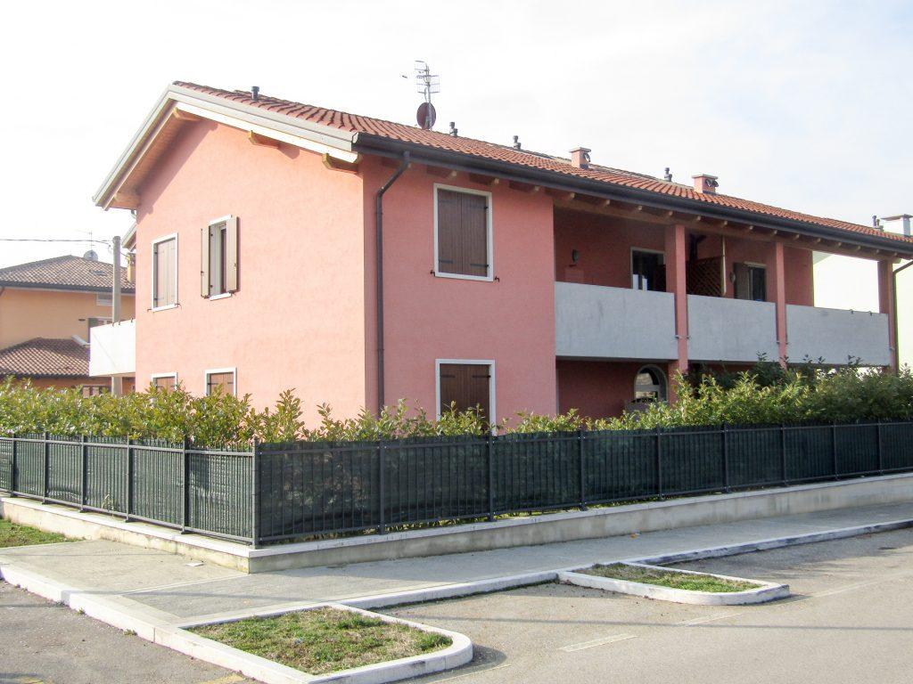 Pedemonte (Costruzione complesso residenziale)