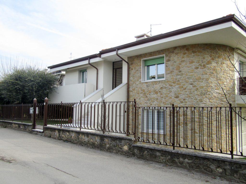Pedemonte (Ristrutturazione villa)