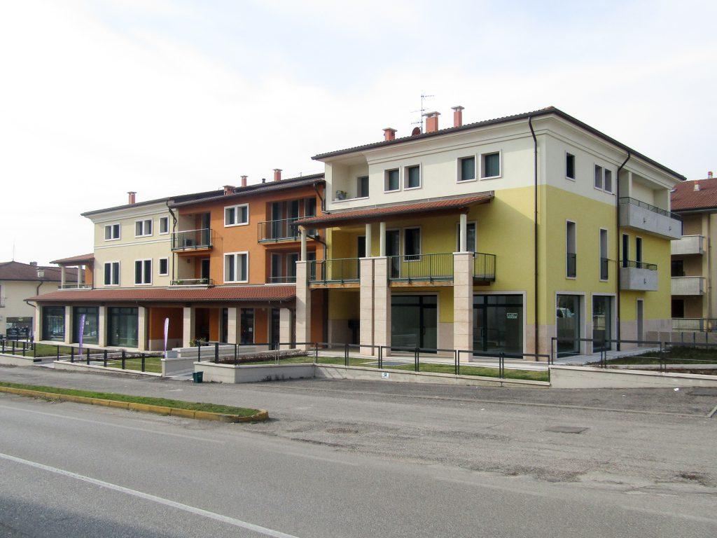 Santa Maria di Negrar (Costruzione complesso residenziale)