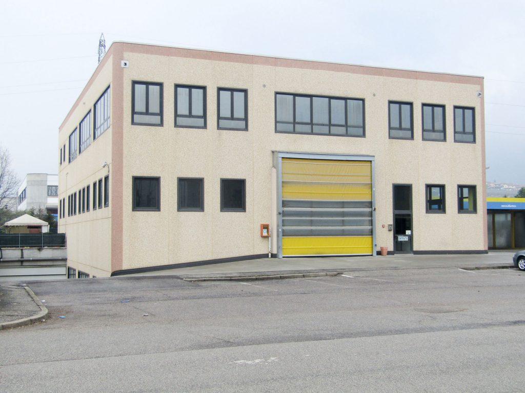 San Peretto (Costruzione capannone industriale)
